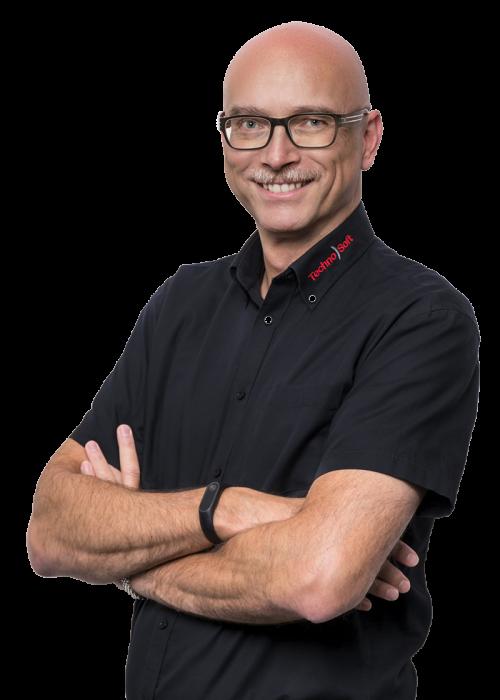 Peter-Feige Geschäftsführer der TechnoSoft GmbH